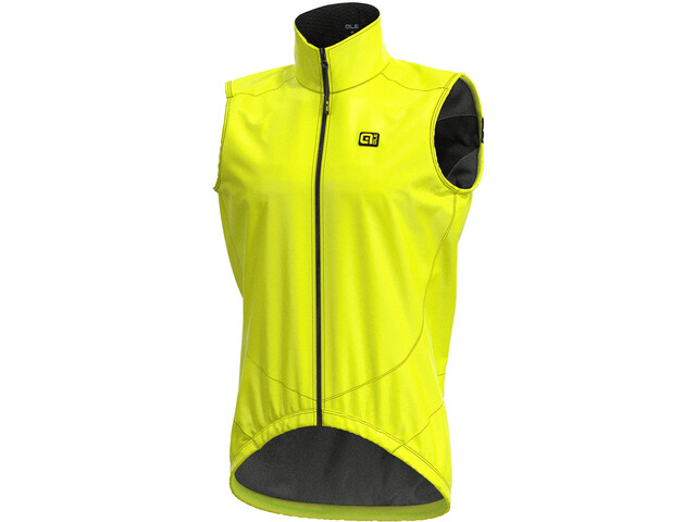 Alé Cycling Guscio Light Pack Cykelvest Herrer gul (2019) | Vests